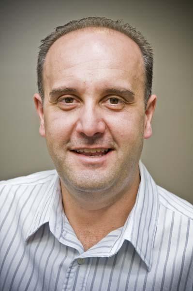 Dr Angelo Economos - Principle Dentist
